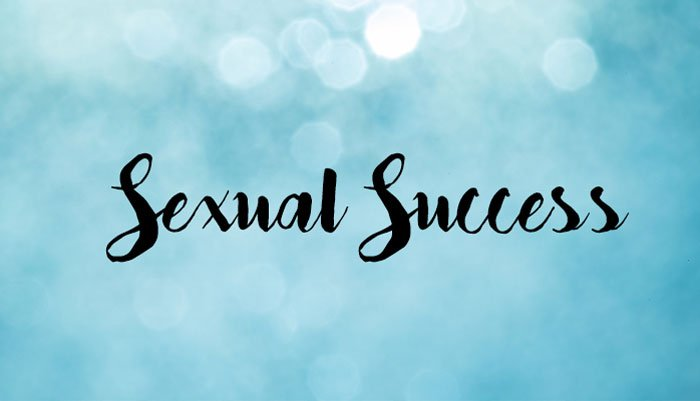 sexual success