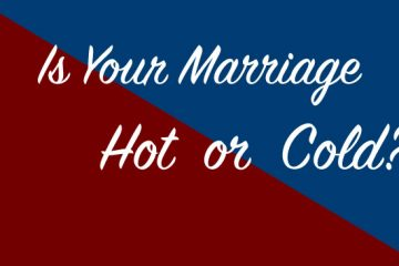 is your marriage hot or cold