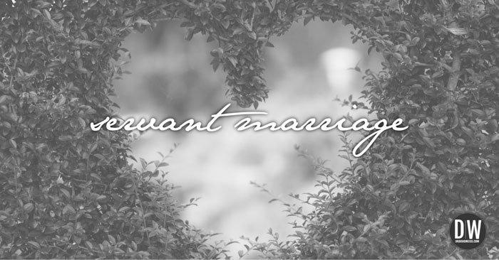 Servant Marriage